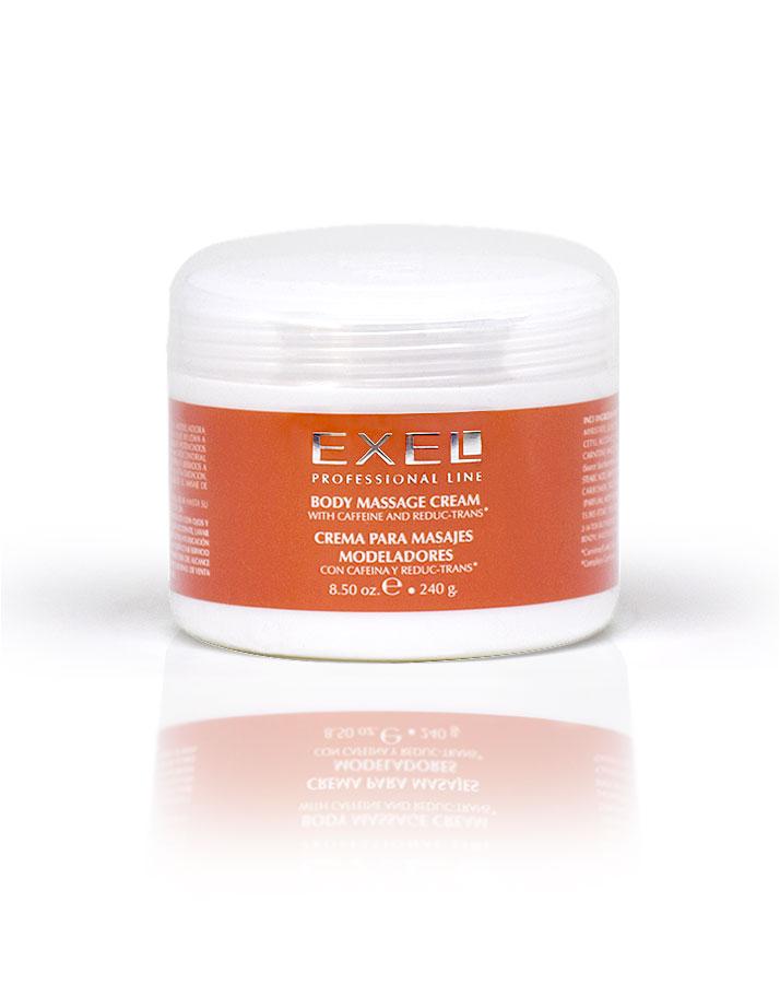 Crema para masajes modeladores con cafeína y reduc-trans 240 g
