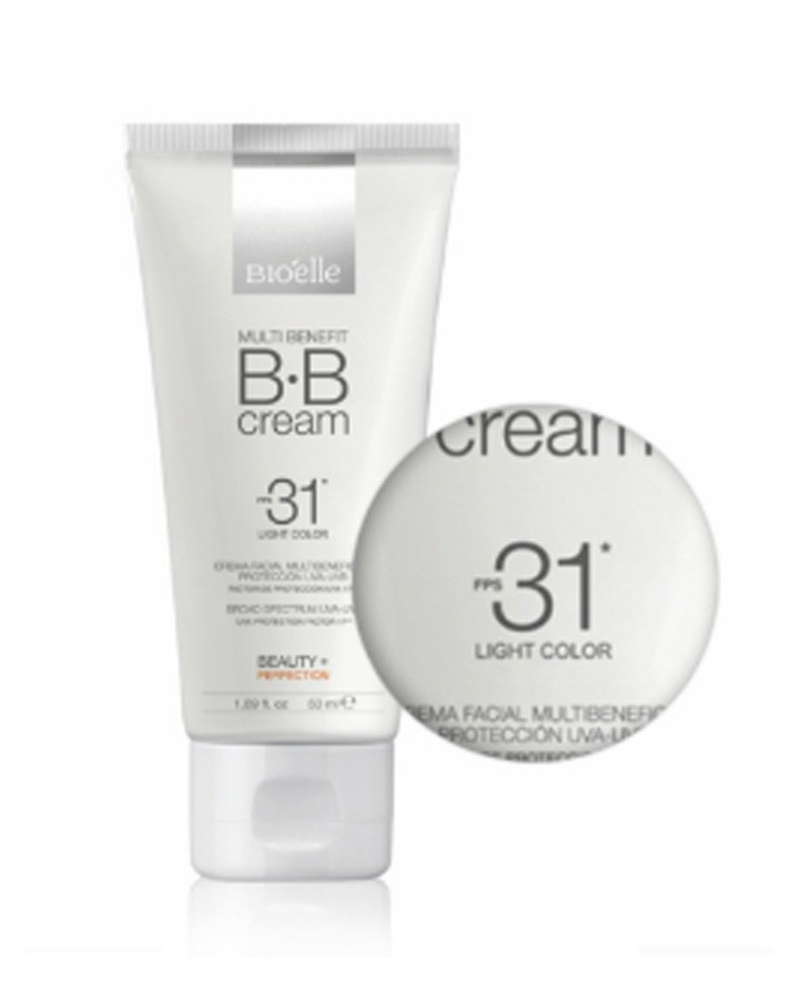 BB Cream Maquillaje 5 En 1 (light color)