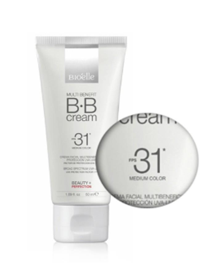 BB Cream Maquillaje 5 En 1 (medium color)