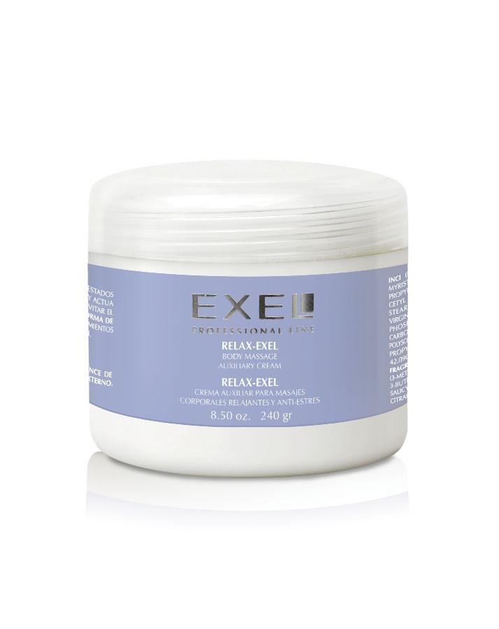 Crema para masajes relax 240 g