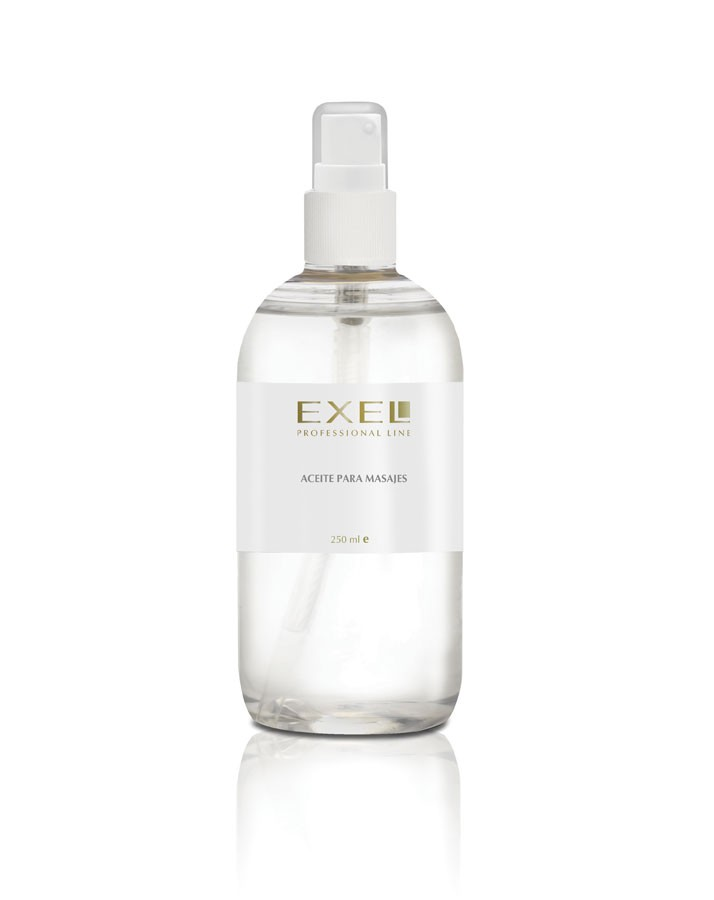 Aceite para masajes 250 ml c/val