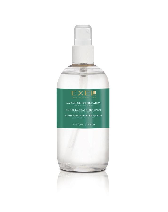 Aceite para masajes relajantes x250 ml.