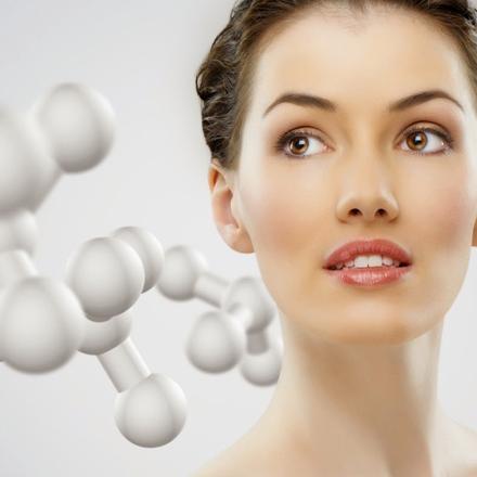 Utilización de los péptidos en cosmética