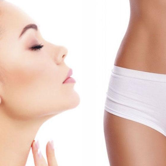 Lipoescultura cosmética – Tratamiento facial y corporal